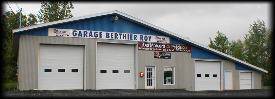 garage berthier roy en beauce